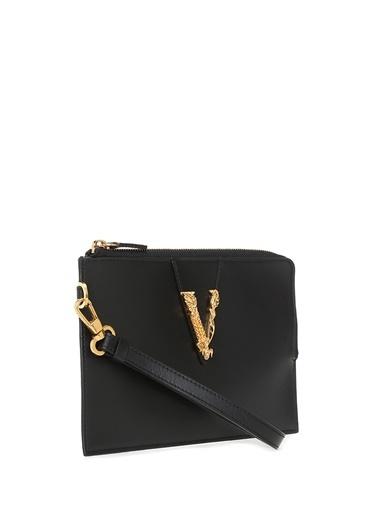 Versace Clutch / El Çantası Siyah